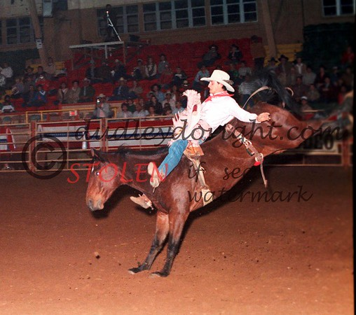 7115-5c  rustySHARP YNFR Finals FtWorthTx 1984