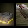 """""""Choosing to die at home""""<br /> Installation - Performance<br /> Collaboration with Mary Mihelic."""