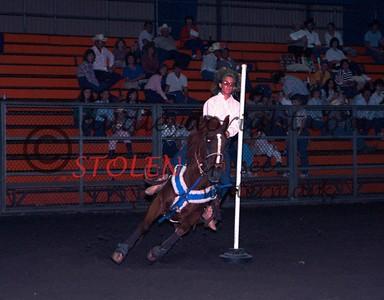 T7024-19c  shawnSORENSON TYRA Finals KingsvilleTx 1985