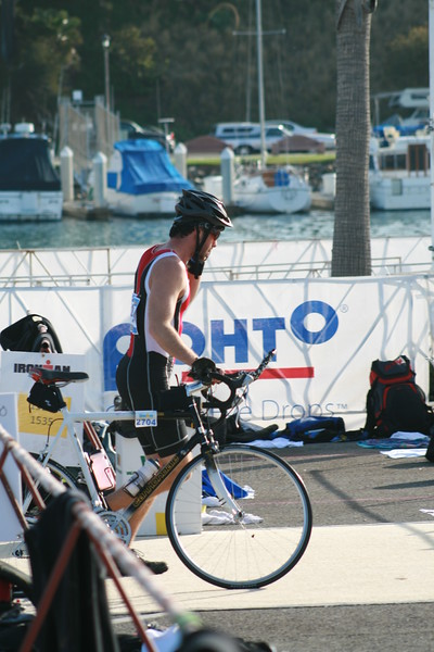 Oceanside California Ironman 70.3 2009