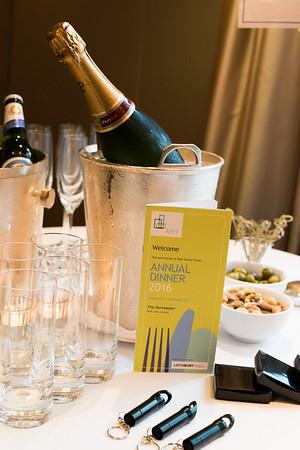 AREF Annual Dinner 2016