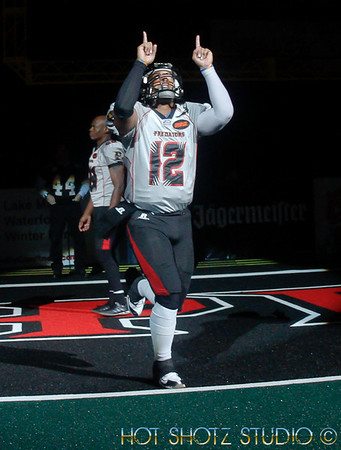 ORLANDO PRDATORS vs CLEVELAND GLADIATORS July 6th 2012