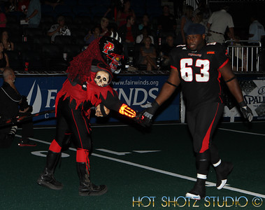 PREDATORS vs SOUL April 28th 2012