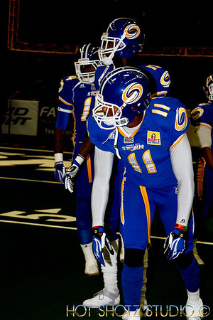 TAMPA BAY STORM vs SAN ANTONIO TALONS June 23rd 2012