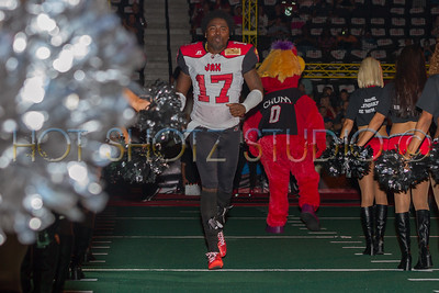 Jacksonville Sharks  vs The Tampa Bay Storm  July 25th 2015