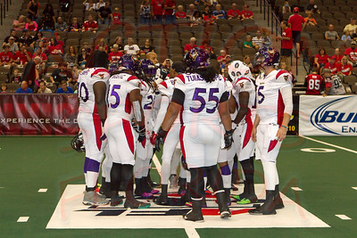 New Orleans VooDoo vs Jacksonville Sharks 2015
