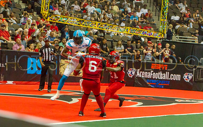Philadelphia Soul vs Jacksonville Sharks July 18th 2015