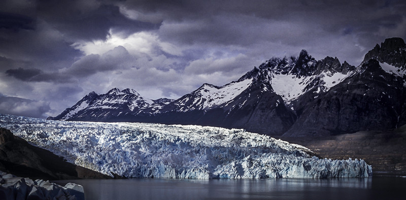 Grey Glacier, Torres del Paine National Park