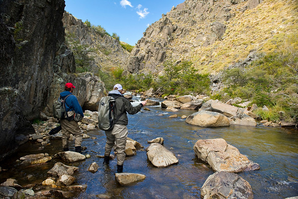 Patagonia River Guides - Jim Klug Photos