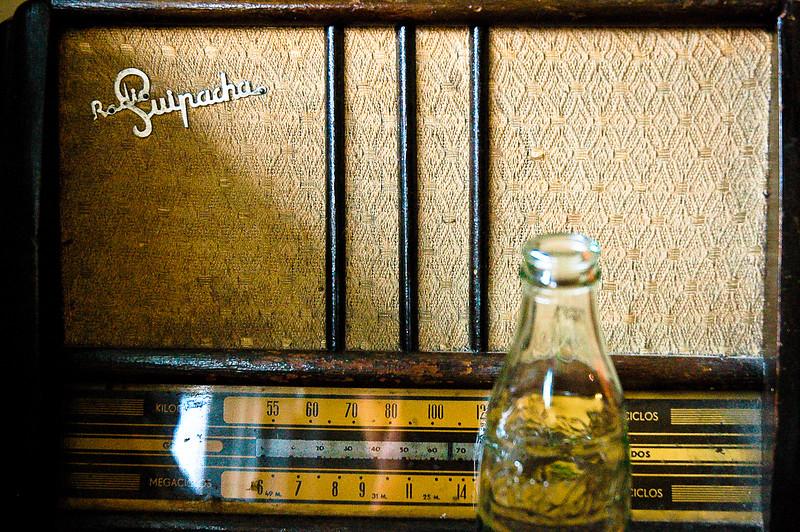 Vintage Radio<br /> San Telmo, Buenos Aires