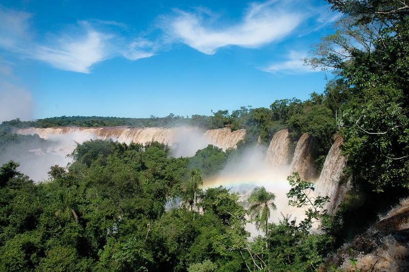 Iguazu Falls<br /> Paraná