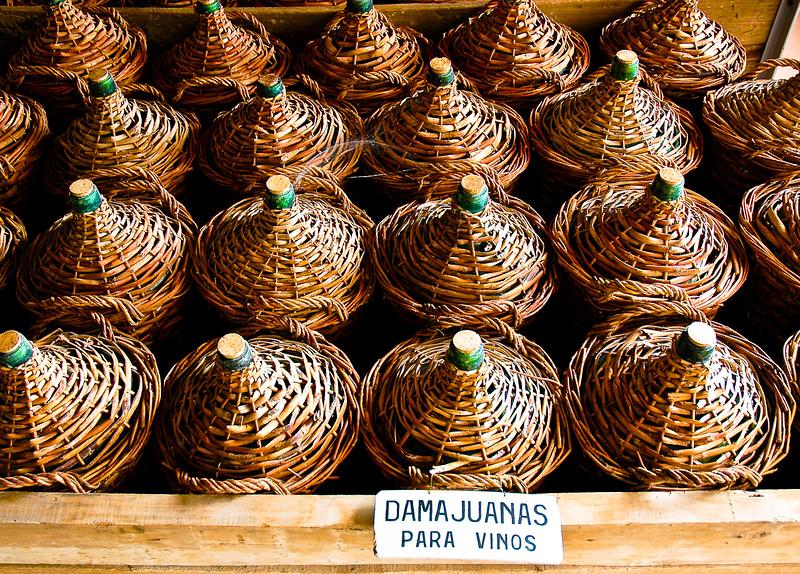 Damajuanas para Vinos<br /> Mendoza Province