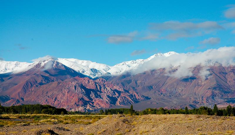 Uspallata, The Andes