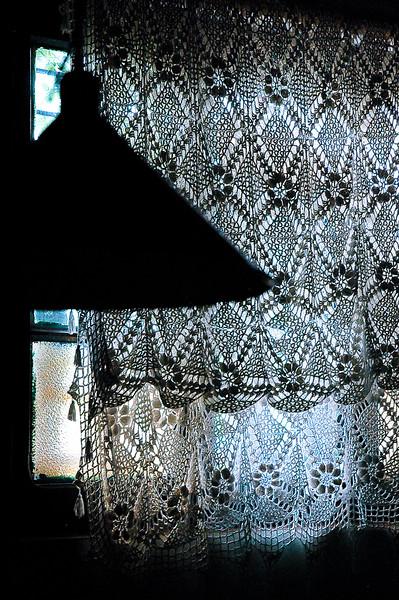 Lace Drapes<br /> San Igancio