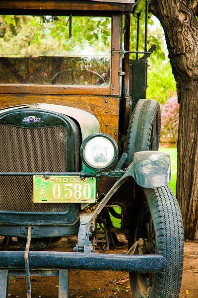 Vintage Automobile<br /> Mendoza Province