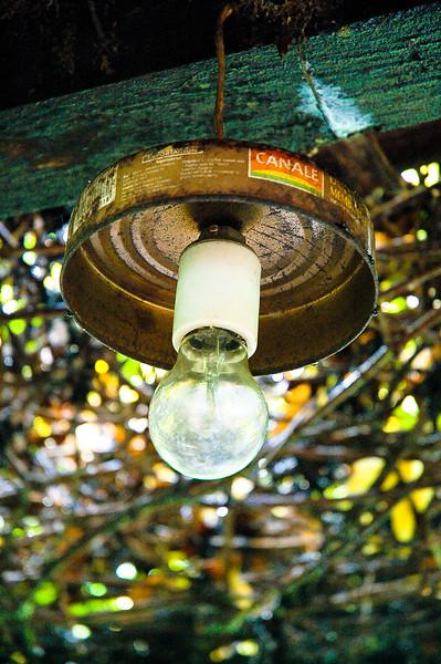 Lightbulb<br /> La Casa de Inés y Juan<br /> San Ignacio