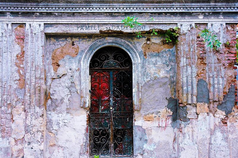 La Recoleta Cemetery<br /> Recoleta, Buenos Aires