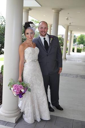 JUST THE BRIDE & GROOM