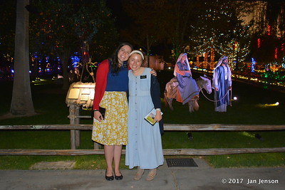 Sister Darcey & Sister Drumm