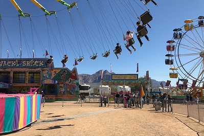 2018 Lost Dutchman Days Rodeo and Carnival