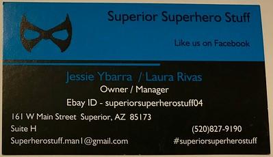 Superior Superhero Stuff