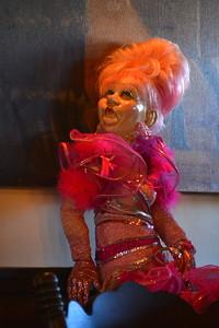 Doll in Yesterday's - Chloride, AZ  1-29-17