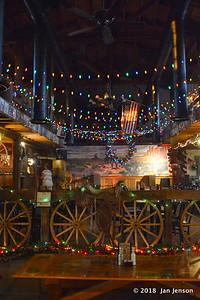 Mammoth Saloon holiday mode  1-4-18