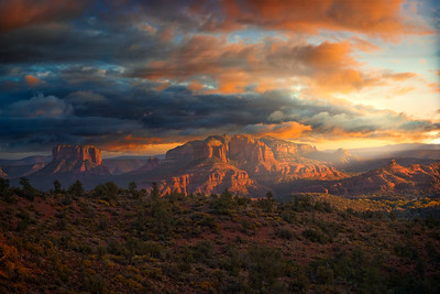 SEDONA GOLDEN HOUR