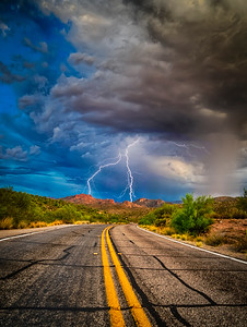 ROAD TO THE MONSOON
