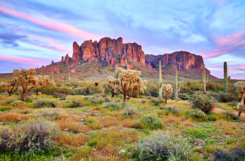 3969 Superstition Mountains