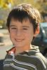 Adrian Macdonald, 7, of Tiburon attends Reed School in Tiburon, Ca, seen here near the Belvedere-Tiburon Library on October 26, 2010.
