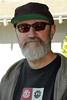 Heimo Schmidt, 53, of Belvedere outside the Tiburon Post Office in Tiburon, Ca. on October 26, 2010.