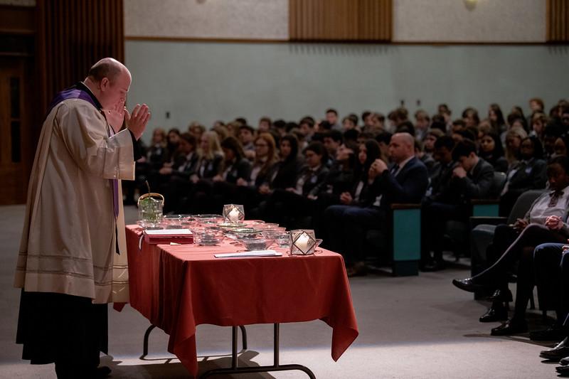 20200226 - Ash Wednesday Prayer Service - 001