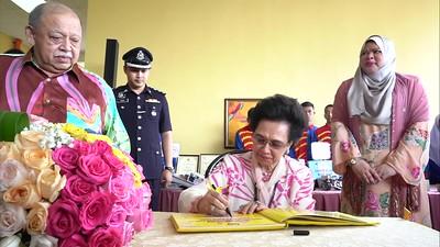 Video Highlight Perasmian MRSM Arau, Kangar Perlis