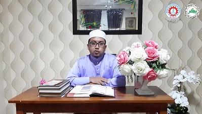 Ustaz Sofi - Surah Al-Mulk Ayat Ke 5.