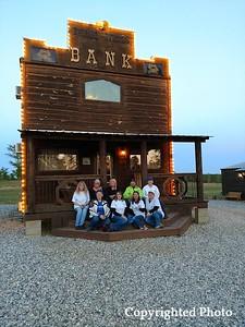 Group shot of Alabams Motormaids. — with Vickie Meader, Deb Fillingim, Karen Lewis Olvey Johnson, Judith Jeffrey Northington, Cathy King Clark, Glinda Burns, Linda Kuhlmann and Shani McPherson