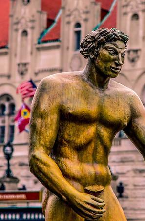 Union Station Milles Fountain 11