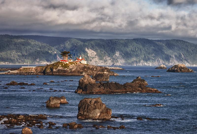 Lighthouse - Crescent City - 1-
