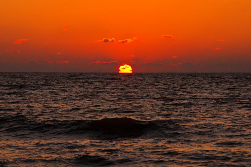 San Marco Cape sunset