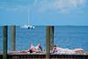 Key Largo sunbathers