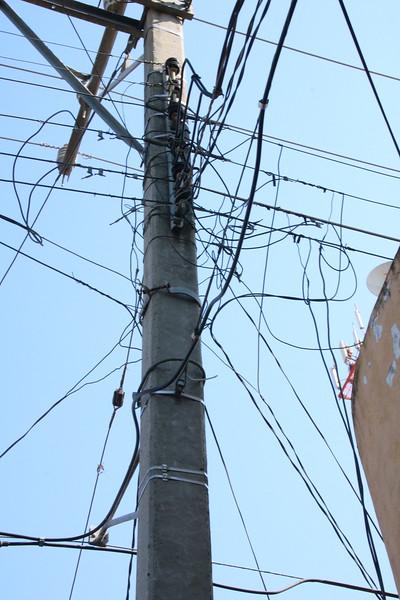 Third world utilities