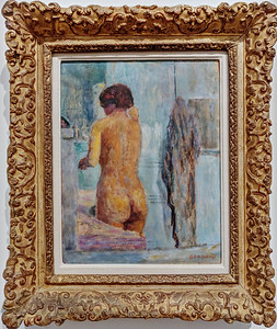 Bonnard Painting
