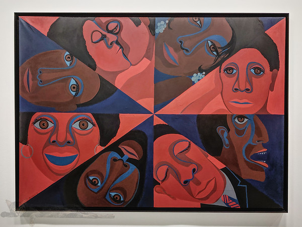 Faith Ringgold Art at The Serpentine Gallery