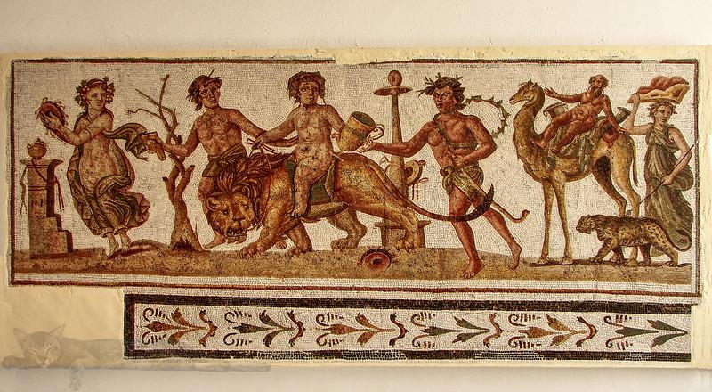 Tunisia - Mosaic