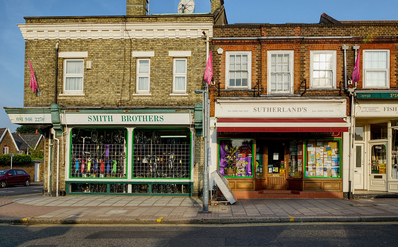 Smith Brothers and Sutherlands
