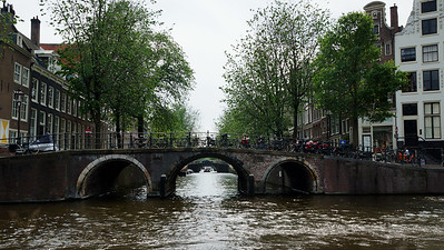 Leidsegracht from the Herengracht