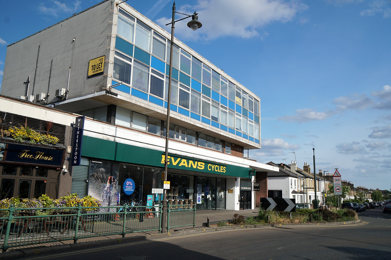 Evan's Cycles - Wimbledon