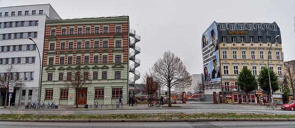 Buildings in the Eastern Sector