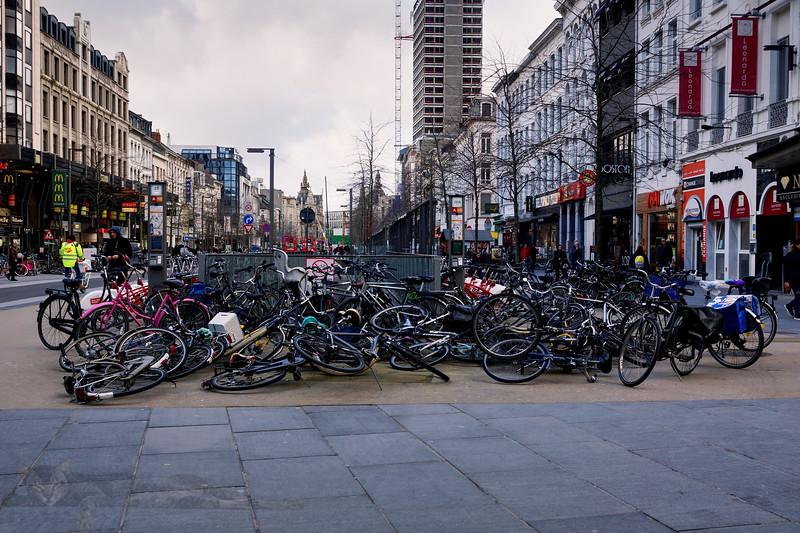 Bicycle Chaos