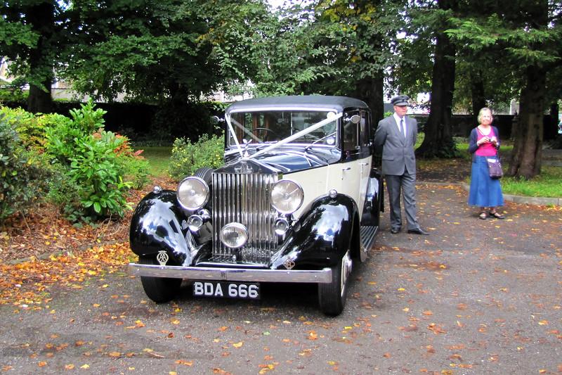 Rolls Royce 1937 25/30 BHP